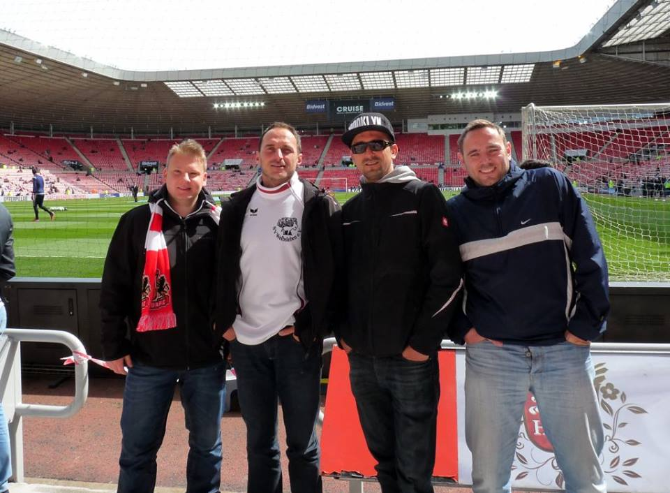 zu Gast im Stadium of Light